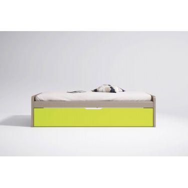 C5604(2). composición especial 2 camas nido de 105 x 200 cm