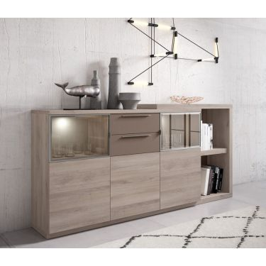 Mueble aparador salón de madera - CK5/AP08/D2