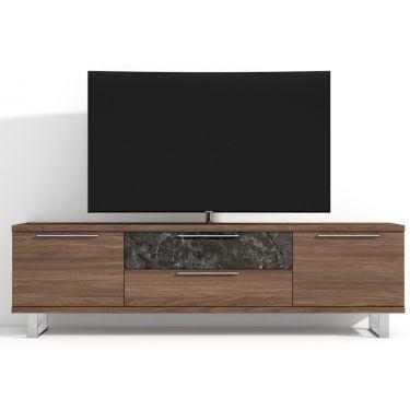 MUEBLE PARA TELEVISIÓN DE ESTILO INDUSTRIAL CON PATAS. CK5/TV09