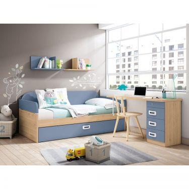 Dormitorio juvenil barato -  JN19C017