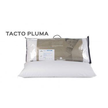 ALMOHADA TACTO PLUMA. 70 CM. AMB. TACTO PLUMA
