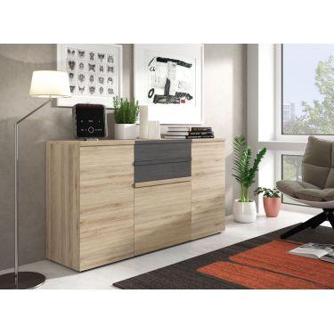Mueble aparador de diseño de 150 cm - N-8
