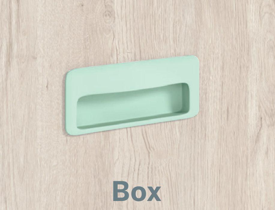 TIRADOR BOX